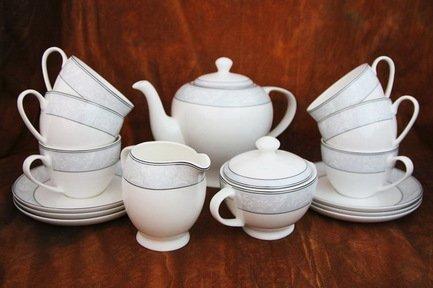 Akky Сервиз чайный Генрих на 6 персон, 15 пр. 71555 А Akky alex чайный сервиз бабочки в саду