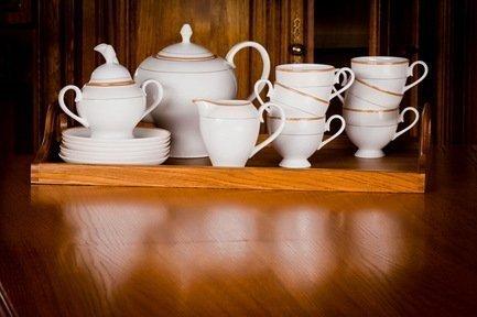 Akky Сервиз чайный Грация на 6 персон, 15 пр. 71540 А Akky alex чайный сервиз бабочки в саду