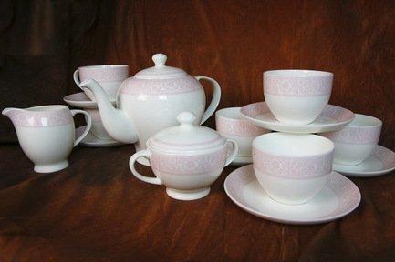 Сервиз чайный Дионис-Джеральдин на 6 персон, 15 пр. 71558 А Akky