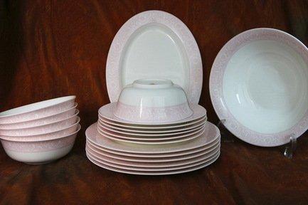 Akky Сервиз столовый Дионис-Джеральдин на 6 персон, 20 пр. 72058 А Akky ji lian сервиз столовый лазурит на 6 персон 24 пр