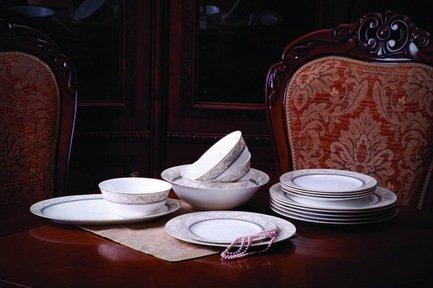 Akky Сервиз столовый Людовик на 6 персон, 20 пр. 72028 А Akky