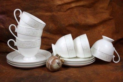 Набор чайных пар Ариадна на 6 персон, 12 пр. 71254 А Akky akky набор чайных пар розалия на 6 персон 12 пр 71253а akky