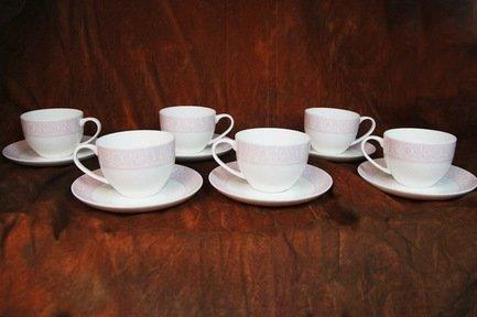 Akky Набор чайных пар Дионис-Джеральдин на 6 персон, 12 пр. 71258 А Akky