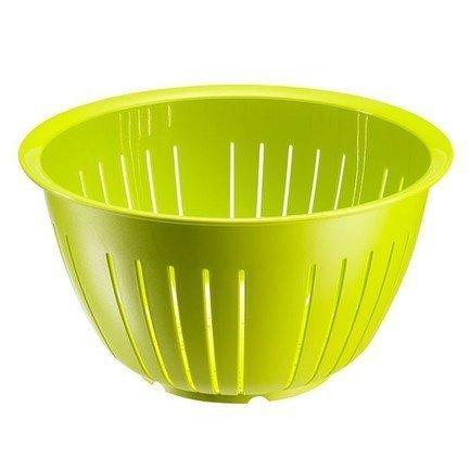 Дуршлаг Олимпия (4.3 л), 23 см, зеленый