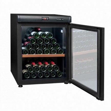 Climadiff Шкаф для хранения вина Avintage на 78 бутылок AVV80 Climadiff цена и фото