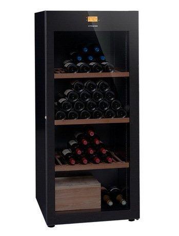 Climadiff Шкаф для хранения вина Avintage на 178 бутылок DVP180G Climadiff холодильный шкаф для вина gastrorag jc 16c