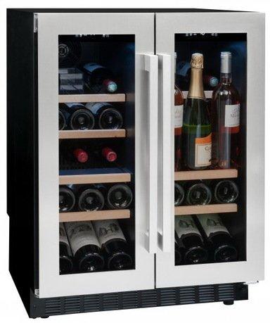 все цены на  Climadiff Шкаф для хранения вина Avintage на 42 бутылки  онлайн