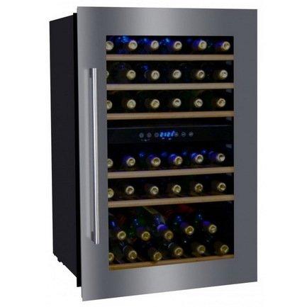 Dunavox Винный шкаф (130 л), на 41 бутылку, серый рюкзак туристический сплав voyager 130 v 2 цвет синий серый 130 л