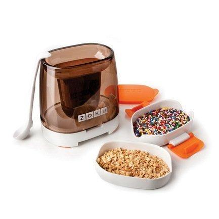 Zoku Набор для приготовления глазури Chocolate Station, 5 пр. ZK111 Zoku серьги yaffo tze419