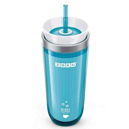 Zoku Стакан для охлаждения напитков (325 мл), 9.2х21 см, голубой ZK121-TL Zoku