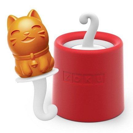 Zoku Форма для мороженого Kitty ZK123-009 Zoku zoku форма для холодных десертов sluch