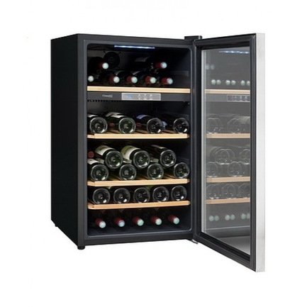 Шкаф для вина на 52 бутылки CLS52 Climadiff шкаф для вина и сигар teak