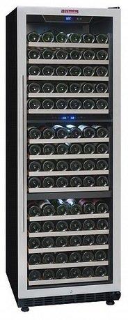 La Sommeliere Винный шкаф Prestige,3 зоны (5-18°C), встраиваемый,на 210 бутылок TR3V181 La Sommeliere винный шкаф caso winemaster touch aone черный