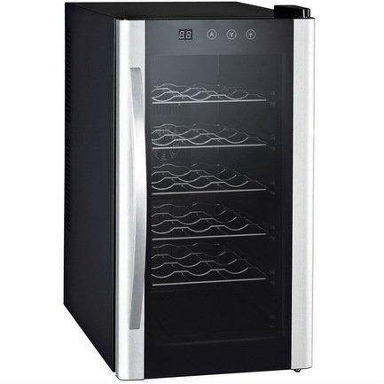 La Sommeliere Винный шкаф Vinosphere (11-18°C), на 18 бутылок, 5 полок VINO18K La Sommeliere винный шкаф climadiff cle 18 нержавеющая сталь
