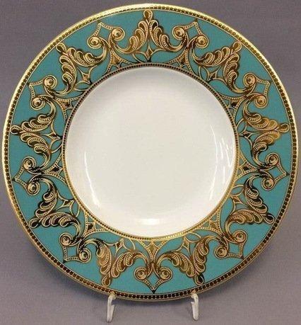Набор тарелок, 33 см, 6 шт. 52160333-2292 Rudolf Kampf набор тарелок 19 см фредерика роза перламутр 6 шт