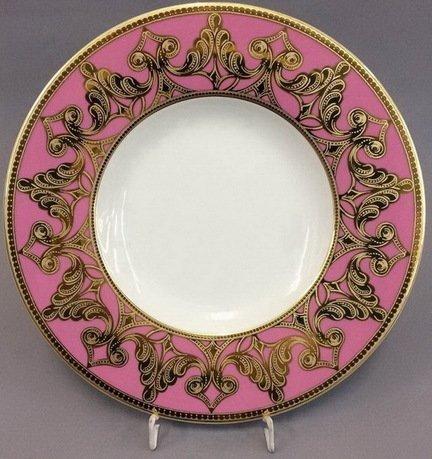 Фото - Набор тарелок, 33 см, 6 шт. 52160333-2291 Rudolf Kampf набор тарелок лунтик 6 шт