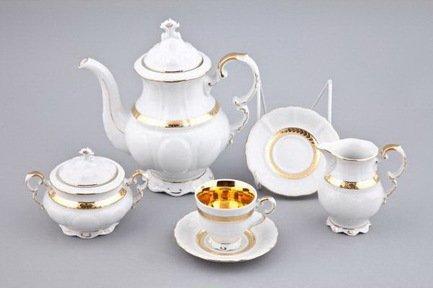Сервиз кофейный мокко, 15 пр. 07160713-1767 Rudolf Kampf