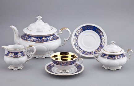 Rudolf Kampf Сервиз чайный, 15 пр. 07160725-1824 Rudolf Kampf