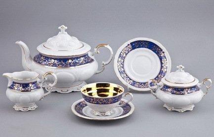 цена на Rudolf Kampf Сервиз чайный, 15 пр. 07160725-1824 Rudolf Kampf