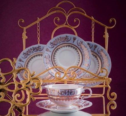 Тарелка десертная, 19 см 07110329-238A Rudolf Kampf тарелка десертная 19 см 07110329 238b rudolf kampf