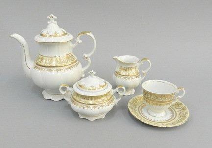 Сервиз кофейный на 6 персон, 15 пр. 07160714-238C Rudolf Kampf