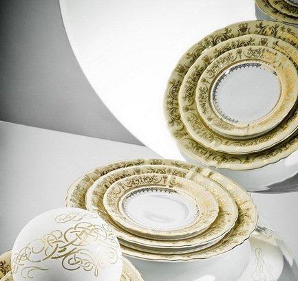Тарелка мелкая, 25 см 07110125-238C Rudolf Kampf тарелка десертная 19 см 07110329 238b rudolf kampf
