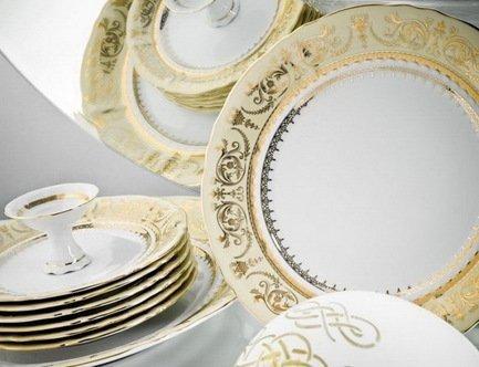 Тарелка десертная, 19 см 07110329-238C Rudolf Kampf тарелка десертная 19 см 07110329 238b rudolf kampf