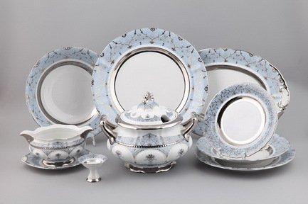 Rudolf Kampf Сервиз чайный линия Иран, 15 пр. 07160725-2065k