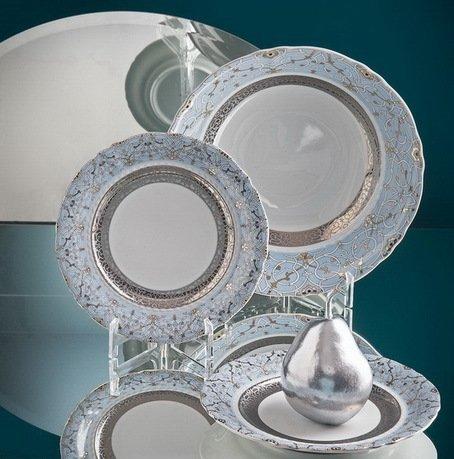 Тарелка десертная, 19см 02110329-2065 Rudolf Kampf тарелка десертная 19 см 07110329 238b rudolf kampf