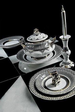 Rudolf Kampf Тарелка глубокая, 23 см 07110223-2115 Rudolf Kampf rudolf kampf чашка чайная dali с блюдцем 46120425 1001 rudolf kampf