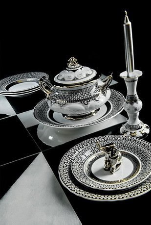 Rudolf Kampf Тарелка десертная, 19 см 02110329-2115 Rudolf Kampf rudolf kampf чашка чайная dali с блюдцем 46120425 1001 rudolf kampf
