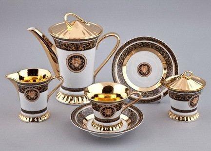 Rudolf Kampf Чайный сервиз на 6 персон, 15 пр. 57160725-2032k Rudolf Kampf сервиз чайный bekker bk 7146 15 предметов 6 персон