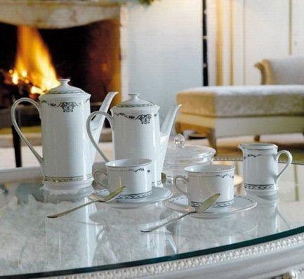 Rudolf Kampf Чайный сервиз на 6 персон, 15 пр. 02160725-2275k Rudolf Kampf rudolf kampf чашка чайная dali с блюдцем 46120425 1001 rudolf kampf
