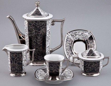 Сервиз кофейный мокко, 15 пр. 54160713-2335k Rudolf Kampf