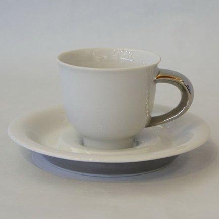 Чашка Kelt (0.10 л) с блюдцем 52120413-1122k Rudolf Kampf чашка kelt 0 35 л с блюдцем 52120411 2251k rudolf kampf