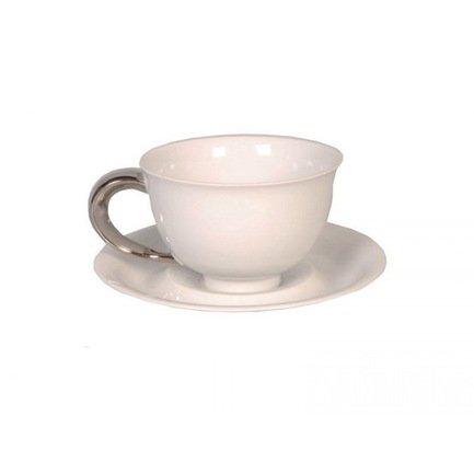 Чашка Kelt (0.35 л) с блюдцем 52120411-1122k Rudolf Kampf чашка kelt 0 35 л с блюдцем 52120411 2251k rudolf kampf