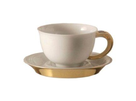 Rudolf Kampf Чашка Kelt (0.35 л) с блюдцем 52120411-1124 Rudolf Kampf rudolf kampf чашка чайная dali с блюдцем 46120425 1001 rudolf kampf