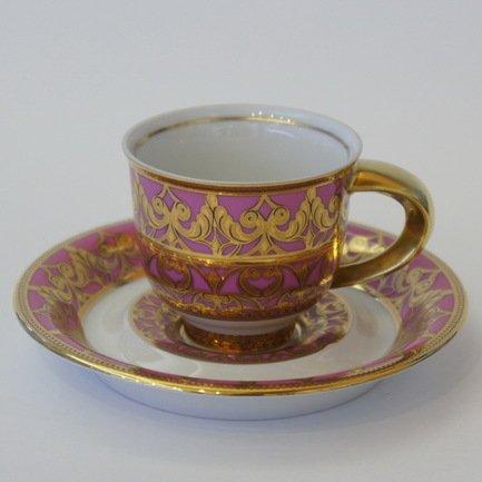 Чашка Kelt (0.10 л) с блюдцем 52120413-2291k Rudolf Kampf чашка kelt 0 35 л с блюдцем 52120411 2251k rudolf kampf