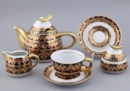 Сервиз кофейный, 15 пр. 52160714-2293 Rudolf Kampf