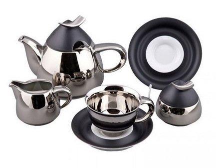 Чайный сервиз на 6 персон, 15 пр. 52160728-252Ak Rudolf Kampf