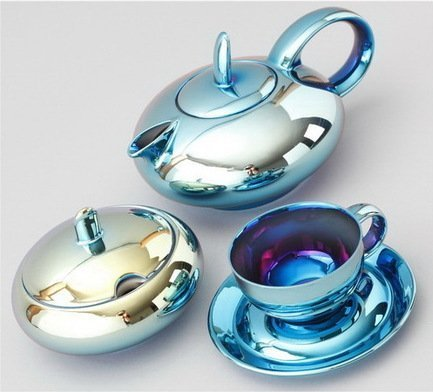Чайный сервиз на 6 персон, 15 пр. 42160725-2005k Rudolf Kampf