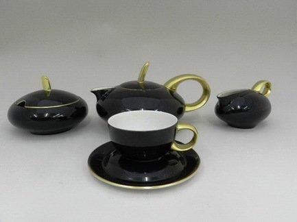Rudolf Kampf Чайный сервиз на 6 персон, 15 пр. 42160725-2552 Rudolf Kampf сервиз чайный bekker bk 7146 15 предметов 6 персон