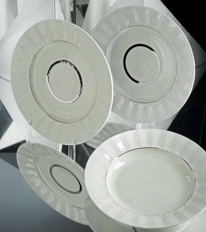 Тарелка мелкая, 27 см 61510127-2014 Rudolf Kampf тарелка мелкая 27 см 6 шт thun тарелка мелкая 27 см 6 шт