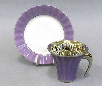 Rudolf Kampf Тарелка десертная, 19 см 61110329-2401k Rudolf Kampf rudolf kampf чашка чайная dali с блюдцем 46120425 1001 rudolf kampf