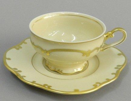 цены Rudolf Kampf Чашка чайная 105 летие Rudolf Kampf (0.2 л) с блюдцем 68520425-2523 Rudolf Kampf