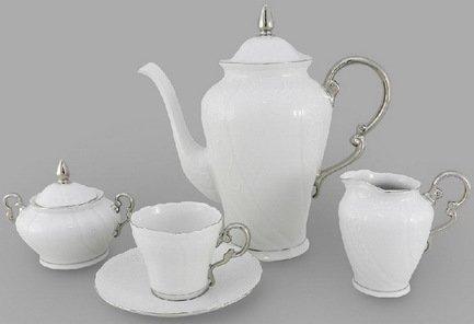 Сервиз кофейный, 15 пр. 26160714-2603k Rudolf Kampf