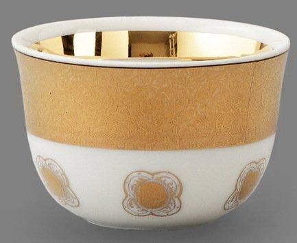 Rudolf Kampf Набор чашек (0.1 л) для арабского кофе, 6 шт. 02110403-2045k