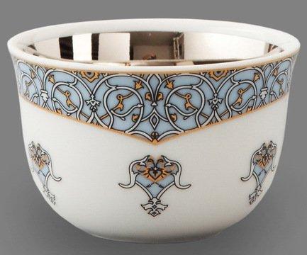Rudolf Kampf Набор чашек (0.1 л) для арабского кофе, 6 шт. 02110403-2065k
