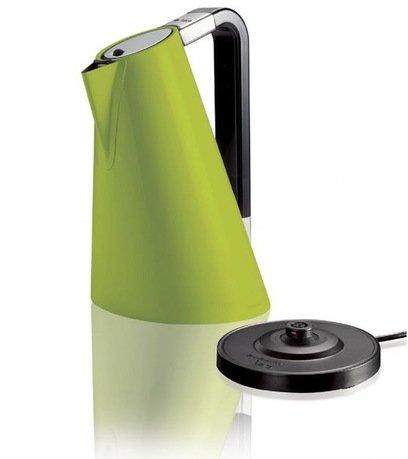 Чайник электрический Vera Easy (1.7 л), зеленое яблоко 14-SVERACM Casa Bugatti весы таймер кухонные uma зеленое яблоко 56 7180cm casa bugatti
