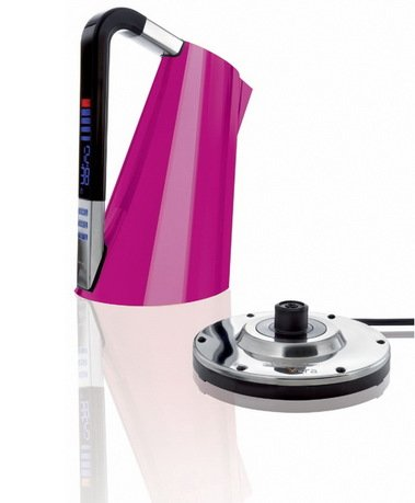 цена на Чайник электрический Vera (1.7 л), лиловый 14-VERACL Casa Bugatti